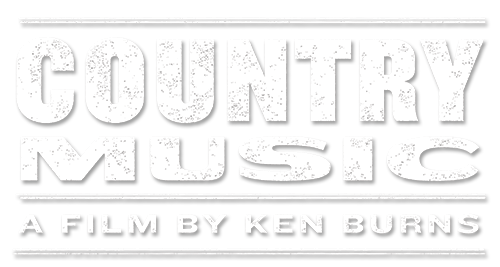 Country Music a Film by Ken Burns Logo